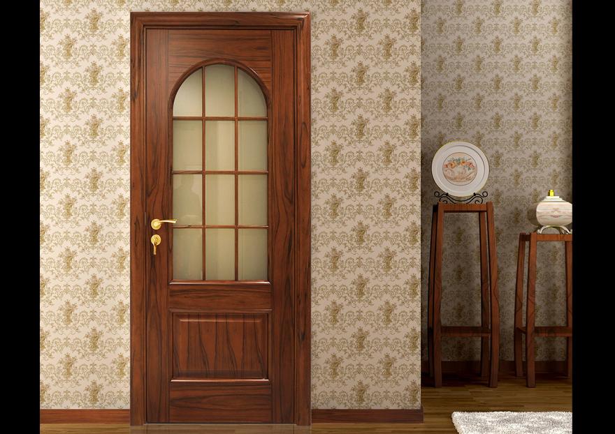 Puerta con peque as ventanas casabella for Puertas correderas pequenas