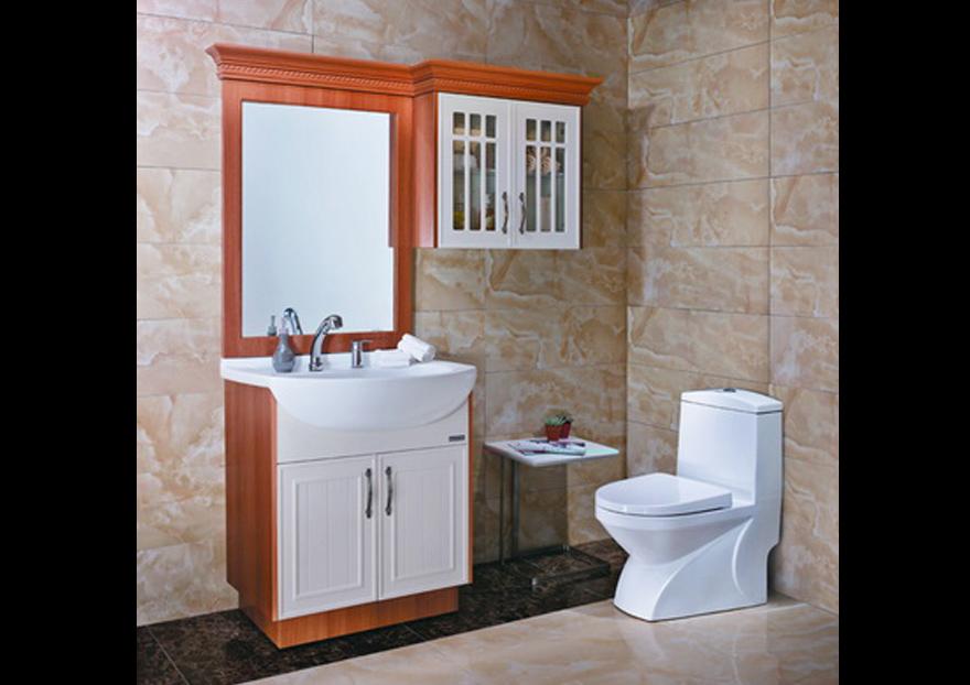 Mueble bar flotante 20170906104408 for Gabinetes para bano en madera
