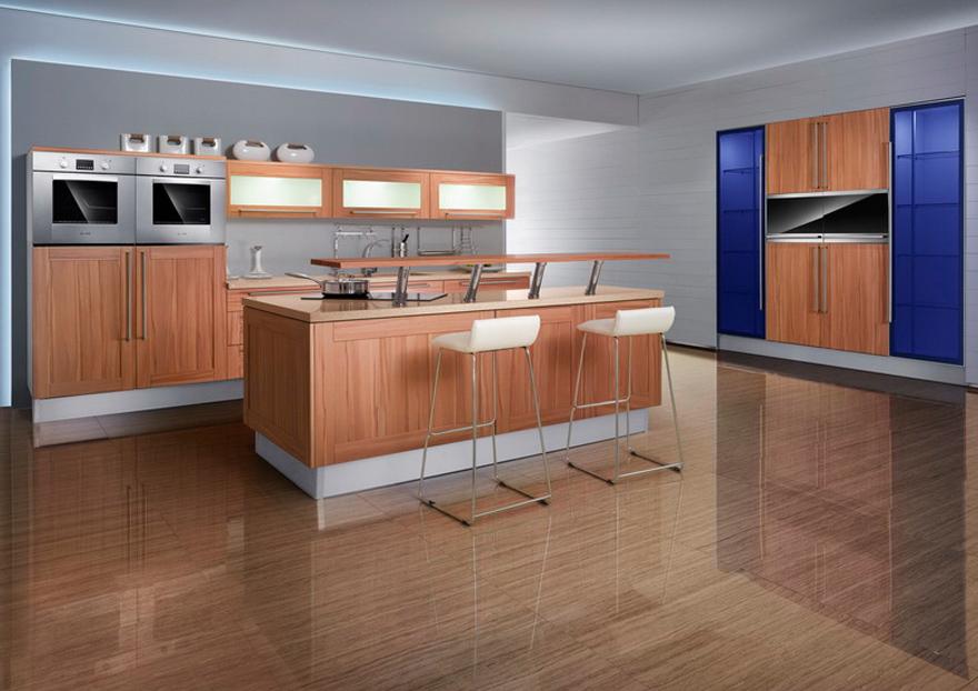 Muebles de cocina en madera bogota ideas - Fabricante de muebles de cocina ...