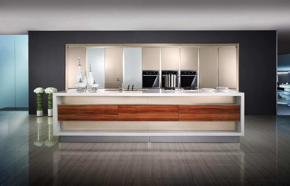 Dos colores en tu cocina